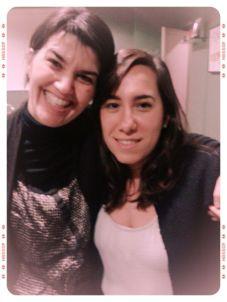 Ale y María Belón 2
